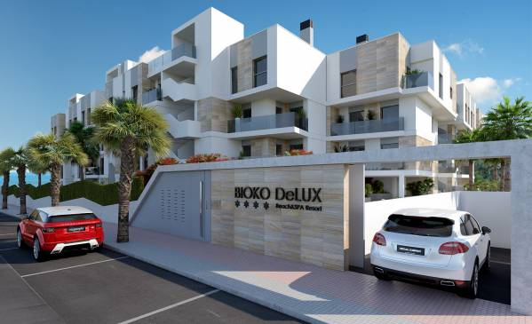 Appartement - Nieuwbouw - Cabo Roig - Cabo Roig