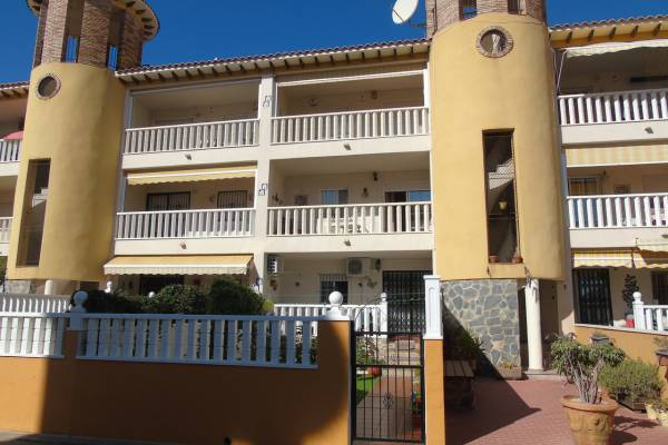 Appartement - Resale - Cabo Roig - Cabo Roig