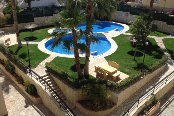 Appartement - Resale - Villamartin - Jardin del Alba