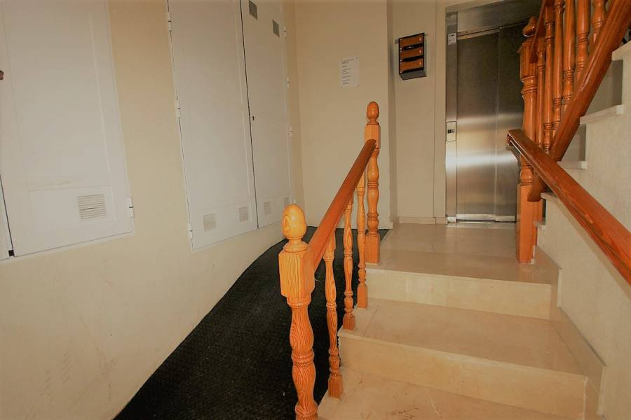 Resale - Appartement - Torrevieja - Playa del Cura