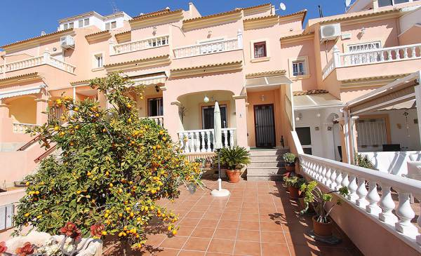 Rijtjes huis - Resale - Playa Flamenca - Playa Flamenca