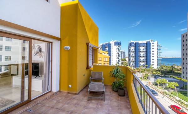 Appartement - Resale - Torrevieja - La Recoleta