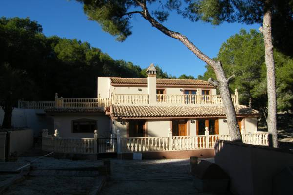 Villa - Resale - Orihuela - Rural