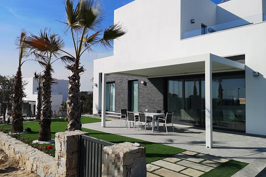 Resale - Villa - Campoamor - Las Colinas Golf Resort